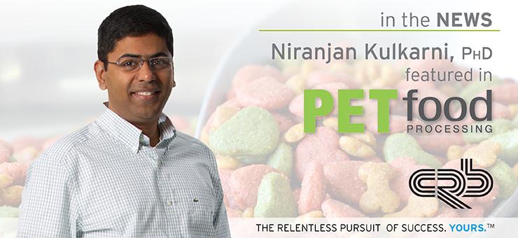 Pet Food PRocessing OI