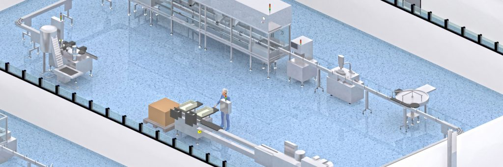 Simulation Software Enhances Packaging Line Design