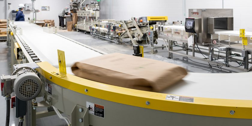 MycoTechnology Mushroom Fermentation Packaging Line