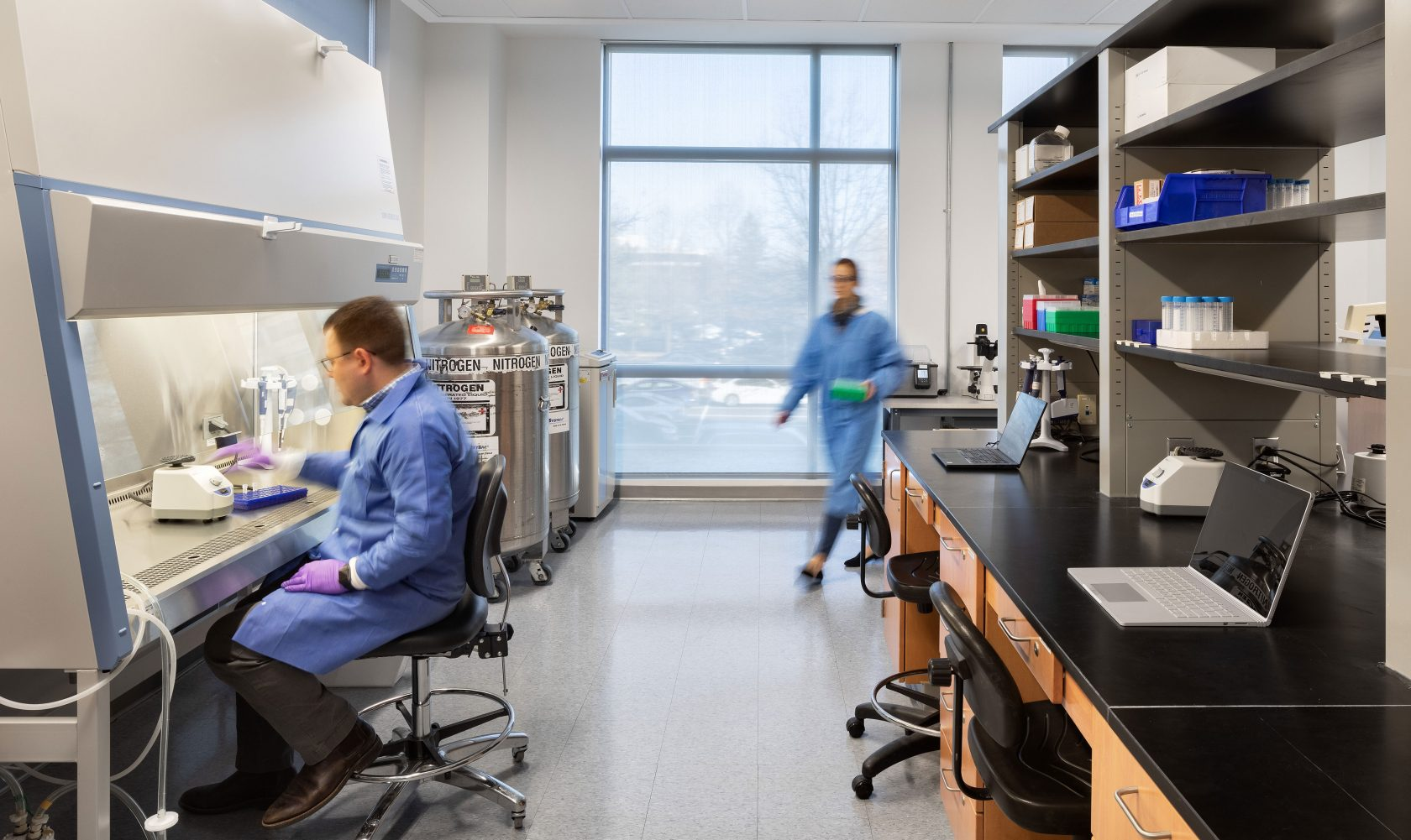 Lab Safety Biological Safety Cabinet