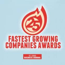 CRB Construction Services Group Named to St. Louis Business Journal Fastest Growing Companies List!