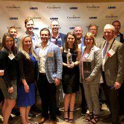 CRB enters Kansas City Business Journals Hall of Champions
