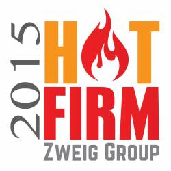 CRB Named to the Zweig Group 2015 Hot Firm List!