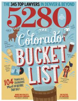 CRB Project Featured in Denver Magazine