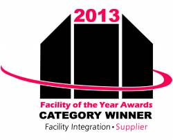 "CRB Project Selected 2013 ""Facility Of The Year"" Winner for Facility Integration"