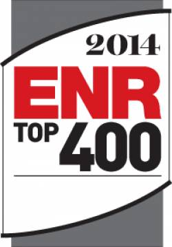 CRB Ranks #10 in Pharmaceuticals on ENR's Top 400 Contractors List
