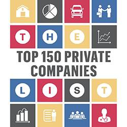CRB Ranks in Top Privately Held Companies in KC Business Journal