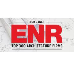 CRB ranks on Architectural Record's annual list