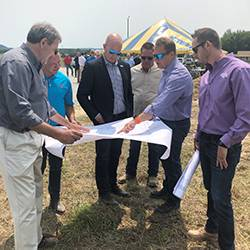 Independent Stave Company breaks ground on cooperage