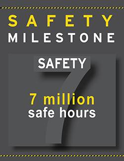 Record Safety Milestone Reached!