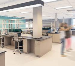 "University of Colorado Project Featured in ""Lab Design News"""