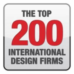 CRB Ranks for the First Time on ENR's Top 200 International Design Firms List
