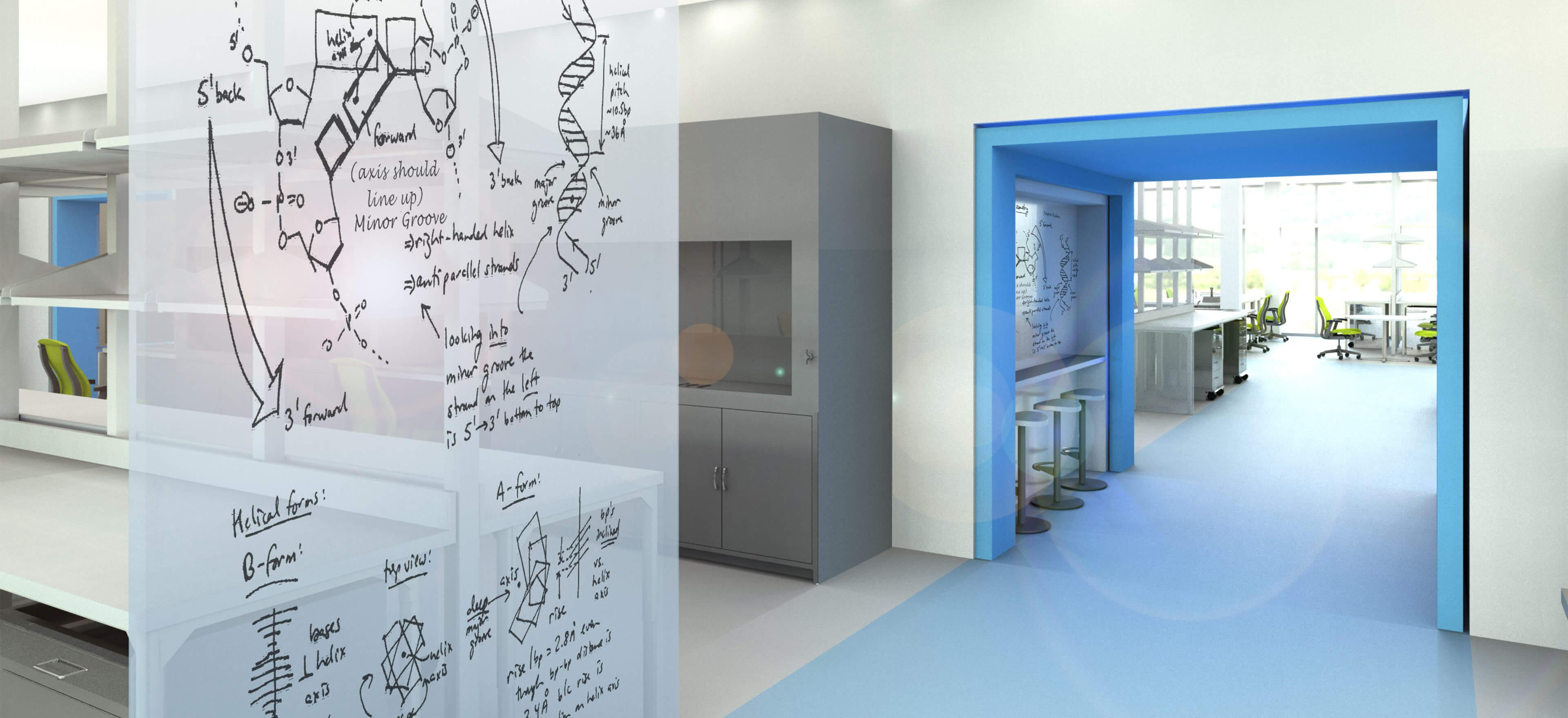Lab Planning + Design