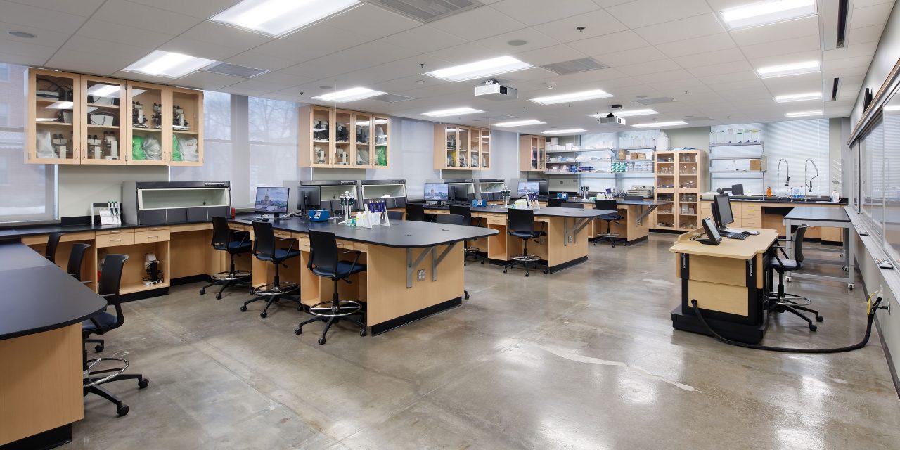 Biology Lab Renovation Planning