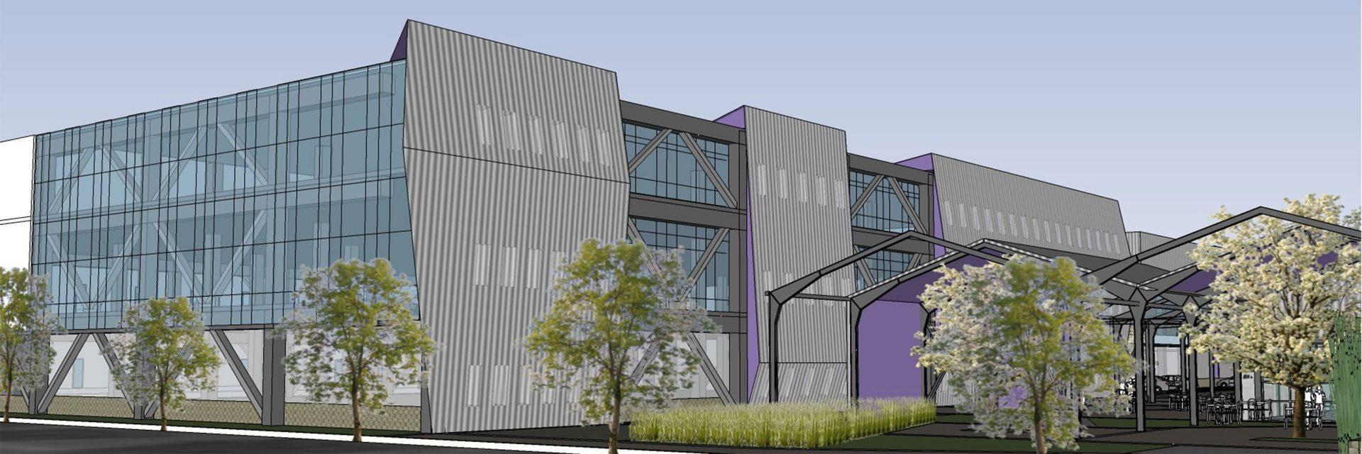 Lab/R&D/Manufacturing Campus