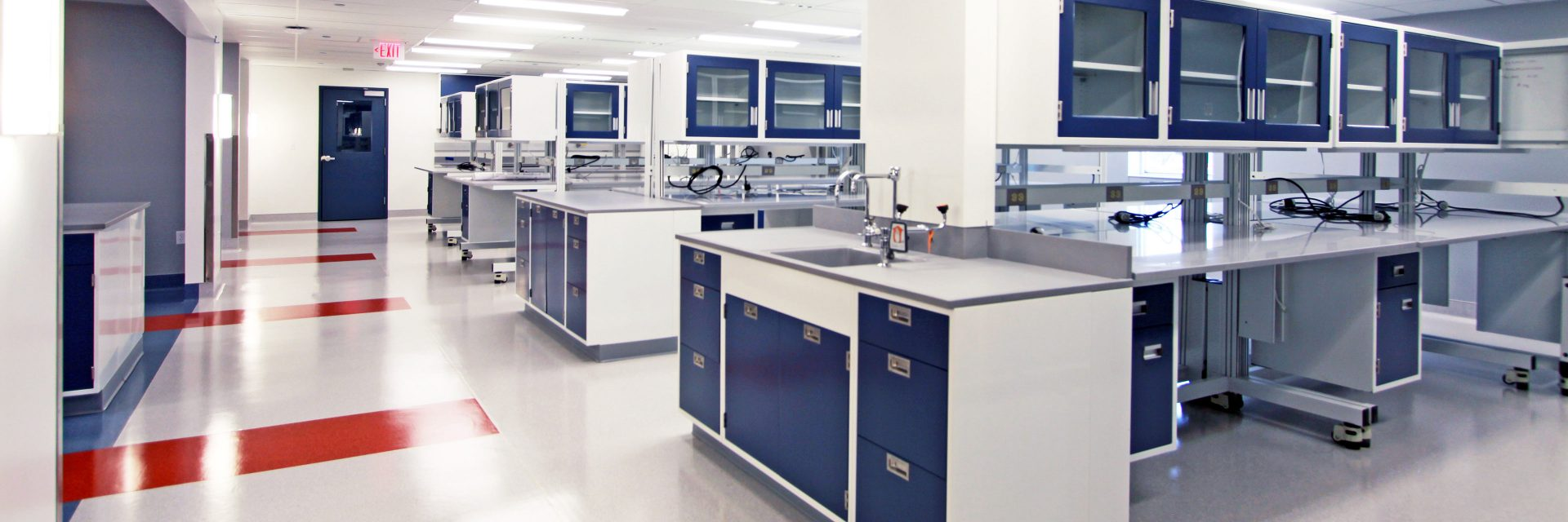 Lab/Office Expansion Design + Construction