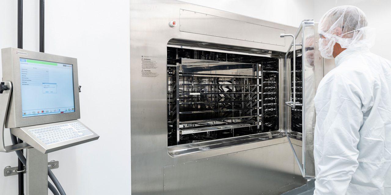 Oligonucleotide Manufacturing Facility Design