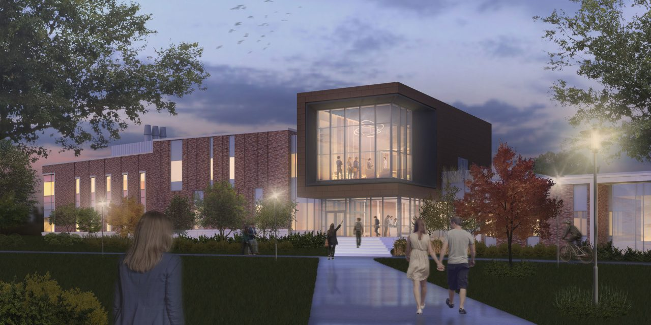 Dunklau Center for Science, Math and Business Planning + Design