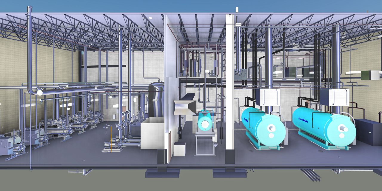 Fresh Refrigerated Pet Food Plant Expansion Design