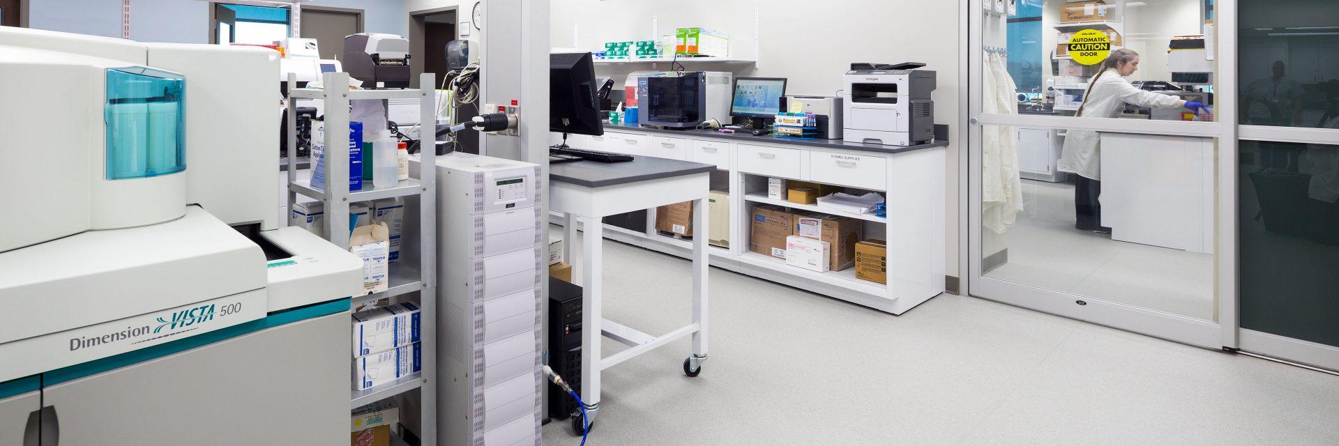 Medical Lab Relocation Planning