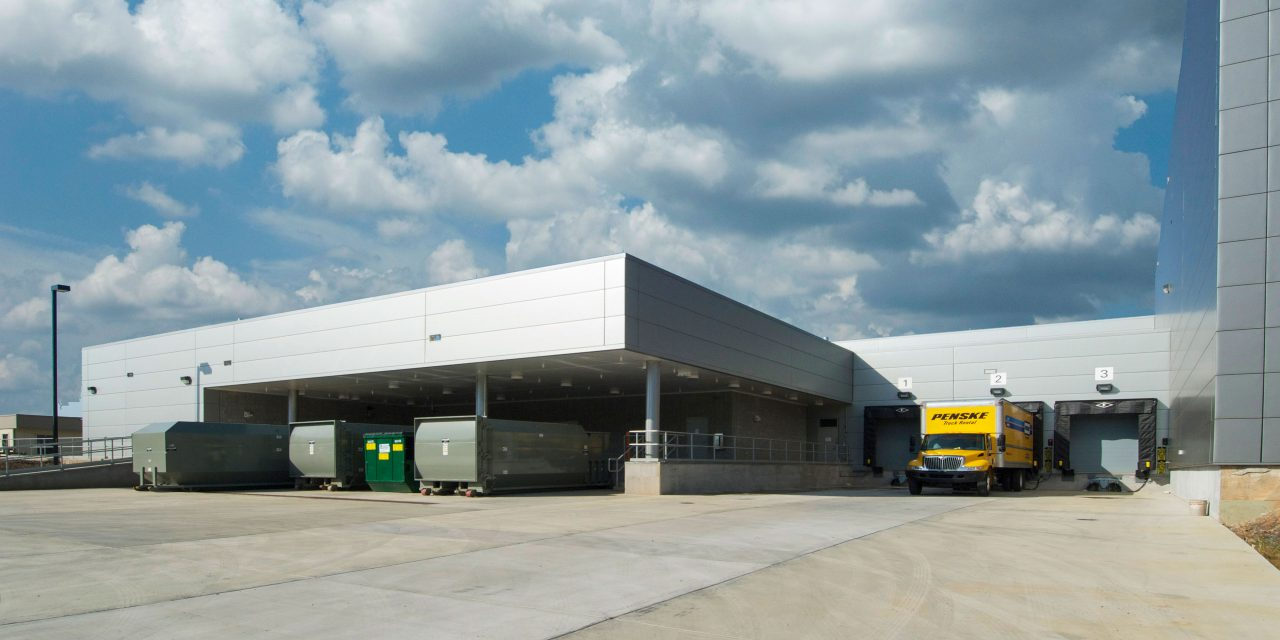 CGMP Warehouse Design + Construction