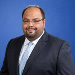 Ruben Pedroza joins CRB as Senior Project Manager