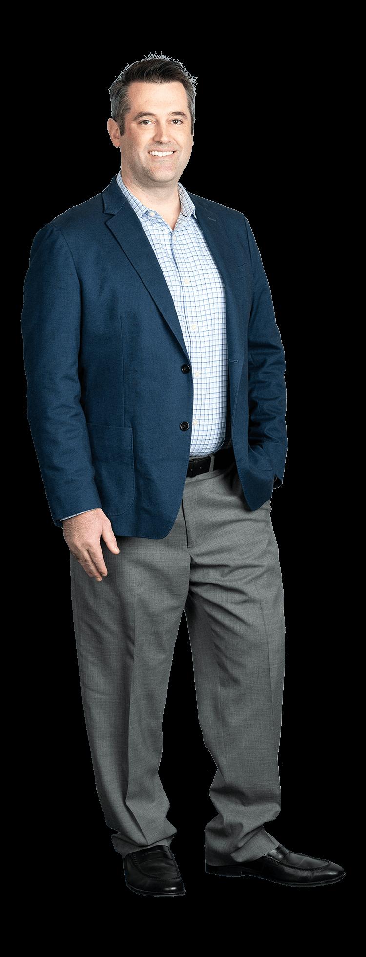 Clay Seese, Biotech team leader