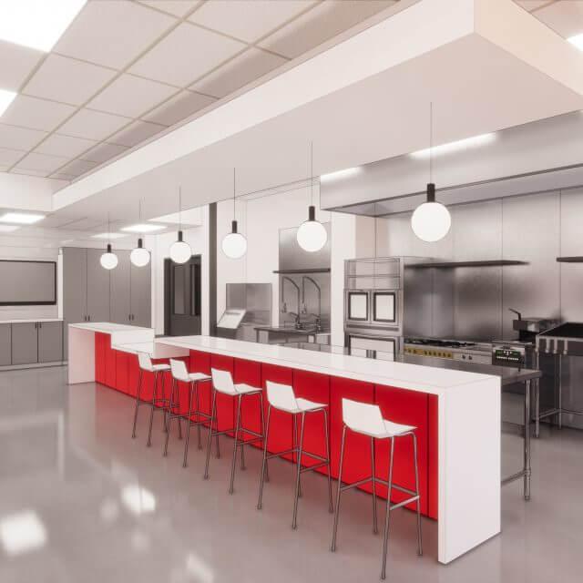 NC Food Innovation Lab Kitchen