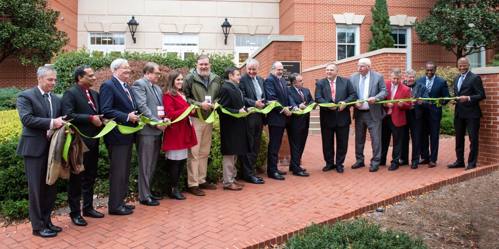 NCFIL Ribbon Cutting