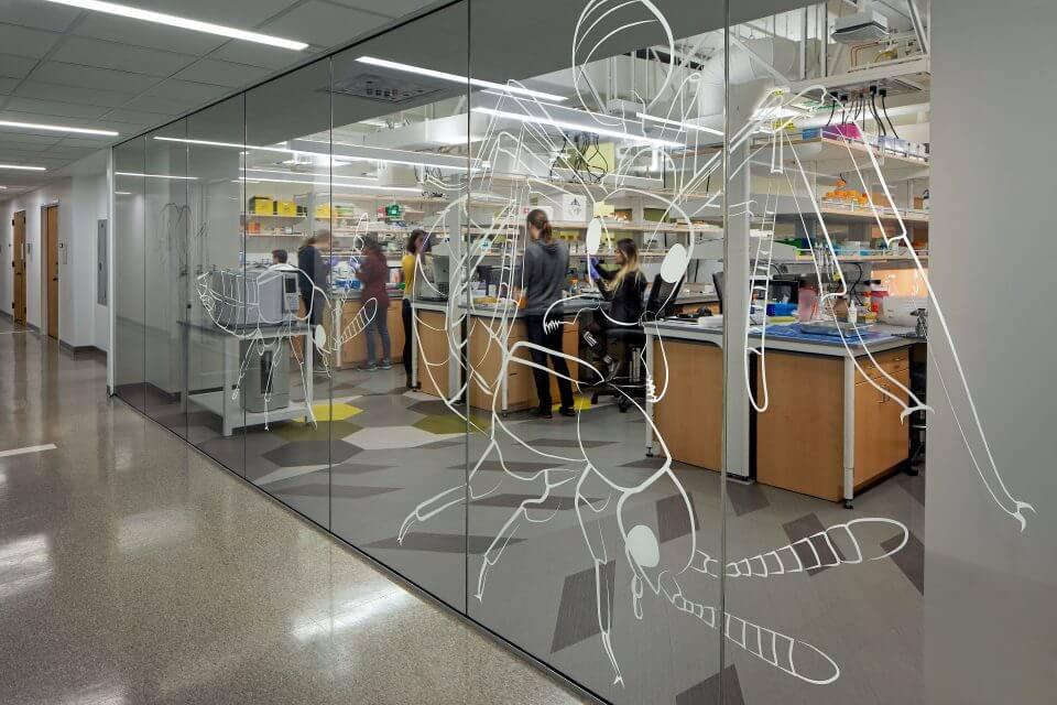 Lab Planning + Design   CRB