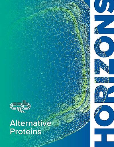 CRB Horizons: Alternative Proteins report