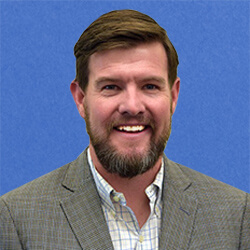 Eric Danielson, CRB's newest Director of Business Development