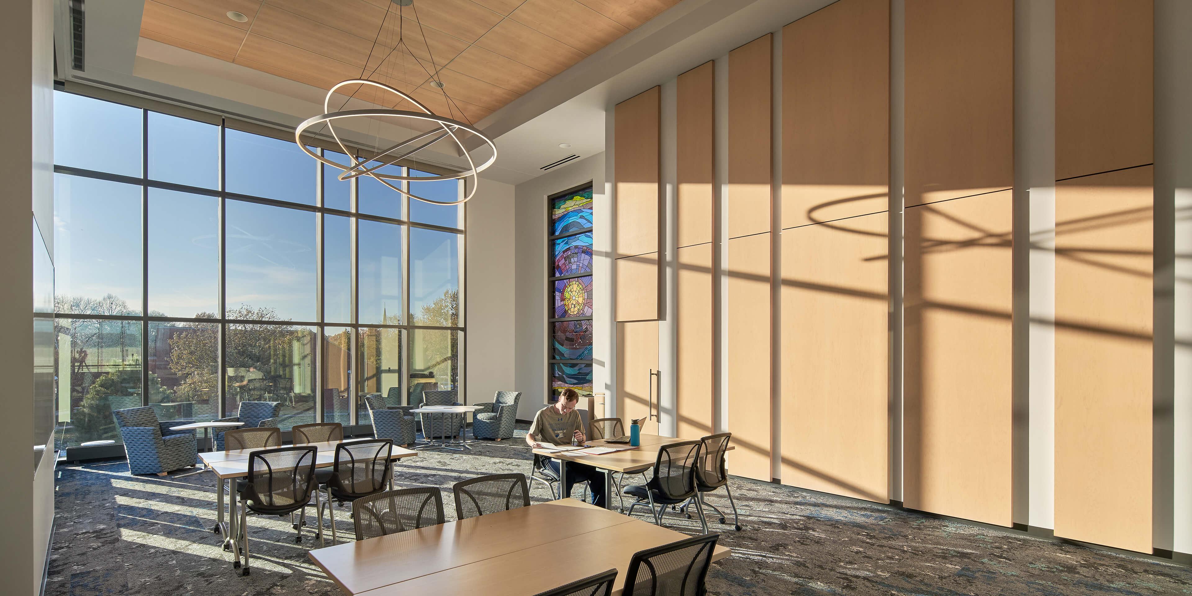 Educational Facility Lab Design