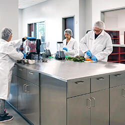 Plant-based food manufacturing lab featured in Lab Manager Magazine