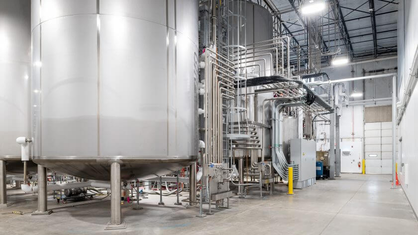 MycoTechnology plant-based proteins processing fermenters