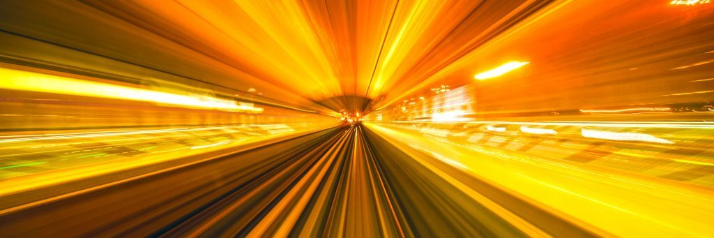 Achieving warp speed with project delivery