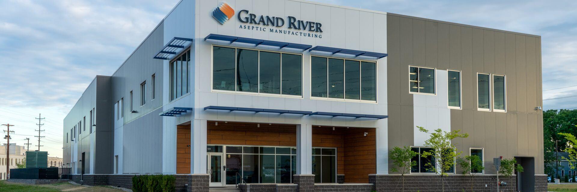GRAM building exterior