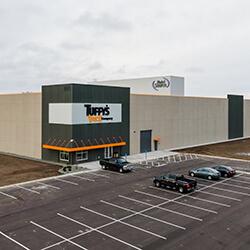 Tuffys Pet Treats Plant Opening in Delano, MN
