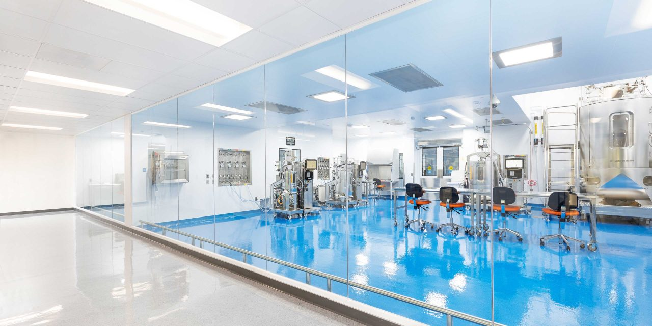 Abzena biopharma expansion project's cGMP space