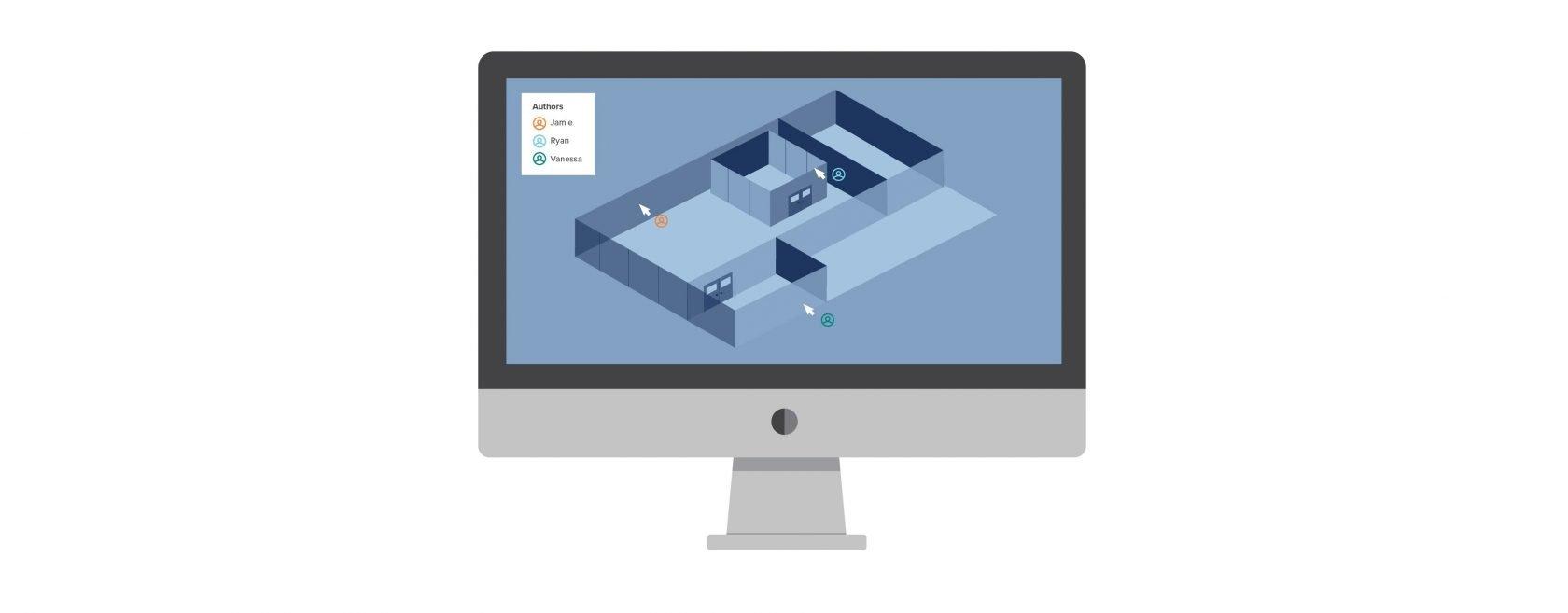 BIM VDC Design Authoring Model Coordination