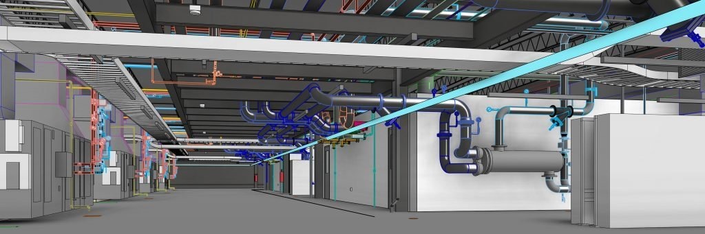 BIM VDC Model Facility
