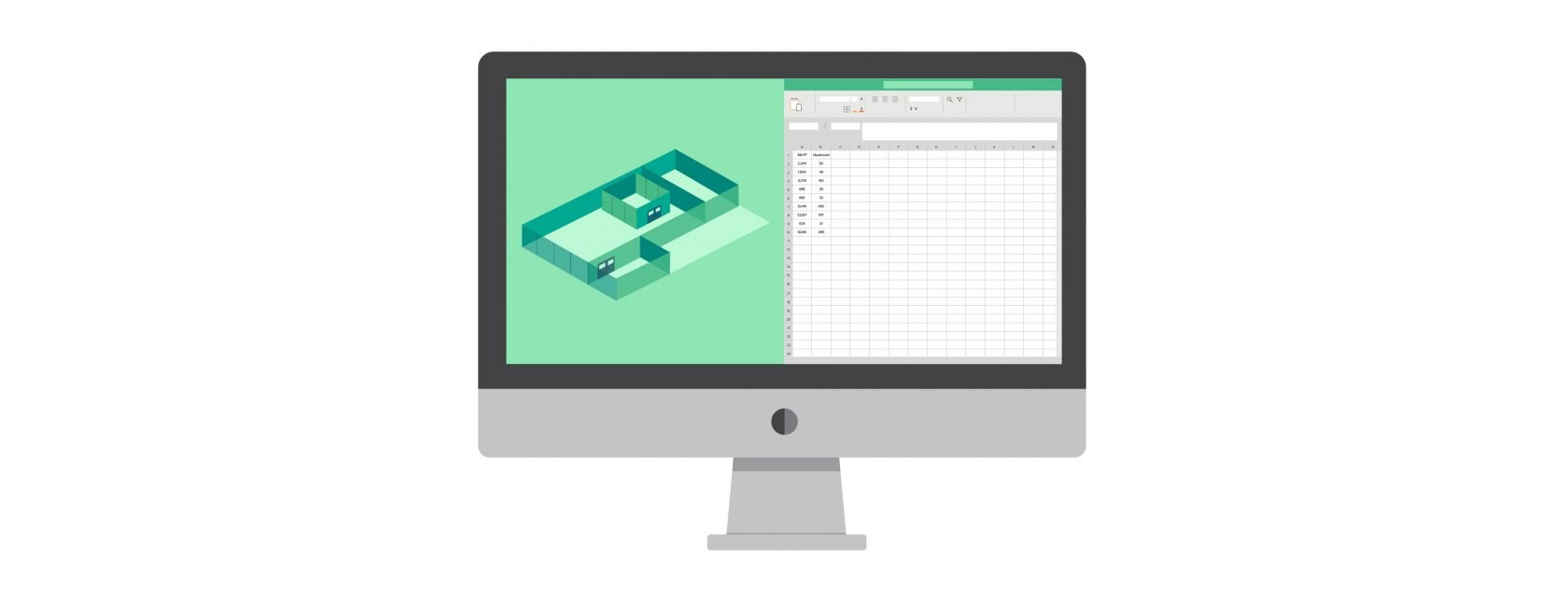 BIM VDC Spatial Planning