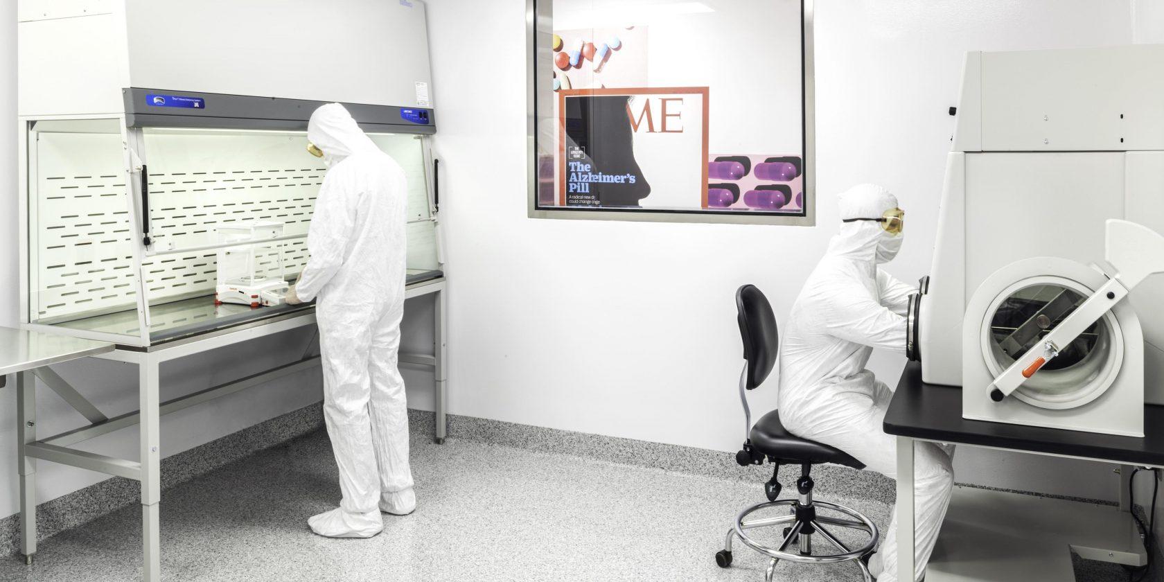 bioanalytical lab design