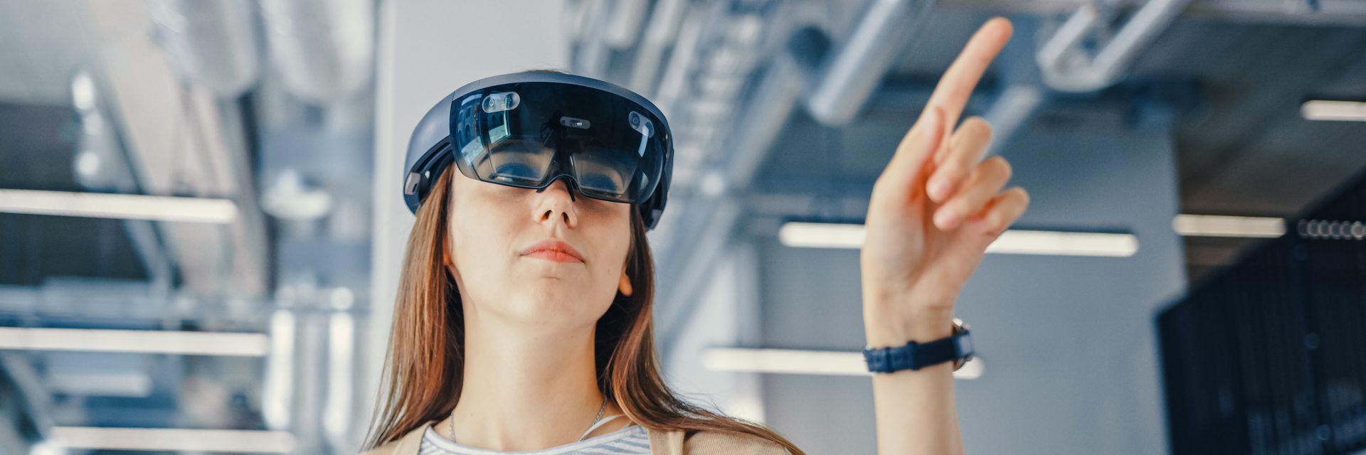 AR VR Hololens