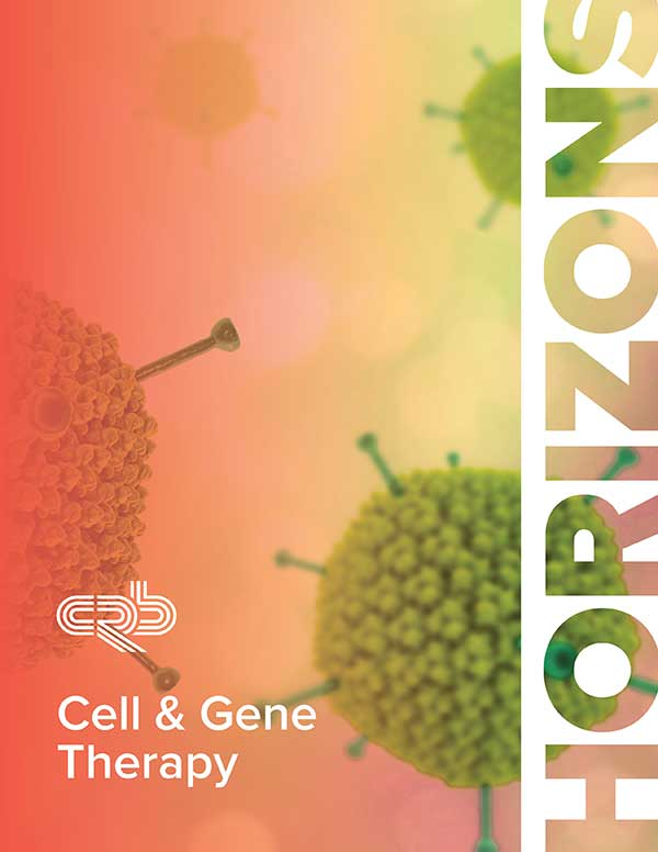 CRB Horizons: Cell and Gene Therapy