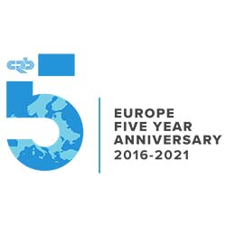CRB Celebrates Five Years In Europe